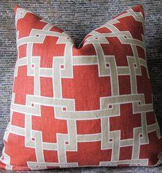 3BM Designer Pillow Cover  20 x 20  Thom Filicia by 3BModLiving, $39.00