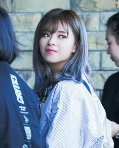 """I told my bff that I'd marry jeongie and she just said """"marriage up"""". I love her sm // jeongyeon Kpop Girl Groups, Korean Girl Groups, Kpop Girls, Twice Jungyeon, Twice Kpop, Suwon, The Band, Nayeon, My Girl"""