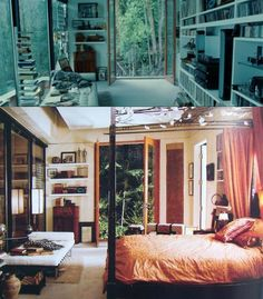Edward Cullen's bedroom~ dreamy!