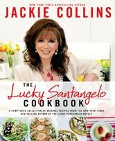 The Lucky Santangelo Cookbook ebook by Jackie Collins #KoboOpenUp #BookClub #BookClubRecipes #JackieCollins #BookClubIdeas