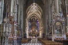 vienna-church-stephansdom-inside