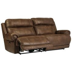 Get Your Austere   Brown   2 Seat Reclining Sofa At Watsonu0027s Home Furniture,  Muscle Shoals AL Furniture Store.