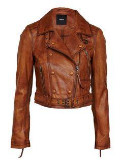 Leather Jacket...... Love it......
