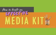 Learn how to create a media kit, why use it, what to include, and media kit examples and inspirations. Content Marketing, Social Media Marketing, Marketing Plan, Online Marketing, Business Planning, Business Tips, Kit Media, Media Kit Template, Blog Tips
