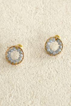 Beaded beauty stud earrings? Yes please! These gorgeous stud earrings featured…