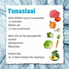 Husband and Wife since sharing our love for food and travel Banting Diet, Banting Recipes, Healthy Snacks, Healthy Eating, Healthy Recipes, Easy Recipes, Tuna Recipes, Cooking Recipes, Salad Recipes
