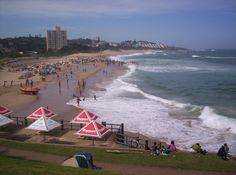 Margate beach, KZN South Africa