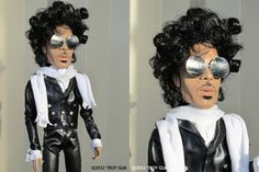 I love this! Prince doll.