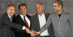 """Laporta: """"Leave Pep and Johan alone and come after me"""" - MARCA.com (English version)"""