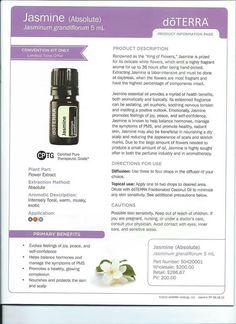 New product 2013....Jasmine