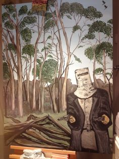 student gold rush and ned kelly Australian bushrangers alan morrison loading unsubscribe from alan morrison  australian outlaw ned kelly arrested following a violent shoot out - duration: 3:02.