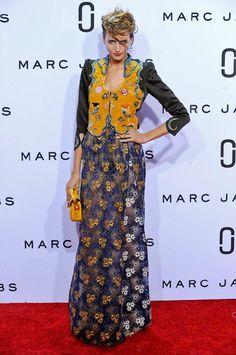 Marc Jacobs Spring/Summer 2016   Fashion, Trends, Beauty Tips & Celebrity Style Magazine   ELLE UK