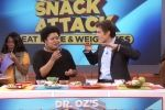 Dr Oz snack attack.