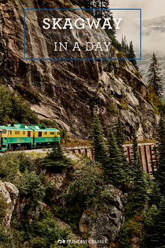 Take a day trip through Skagway on an Alaskan summer cruise vacation. Cruise Destinations, Cruise Vacation, Dream Vacations, Vacation Spots, Family Cruise, Honeymoon Cruises, Family Vacations, Alaska Travel, Travel Usa
