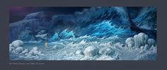 Skyforge. Ice Setting 02 by Andead on DeviantArt