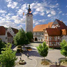 Amazing Kurmainzisches Castle in Tauberbischofsheim