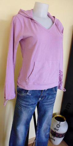 Damska bluzka z kapturem rozmiar 38