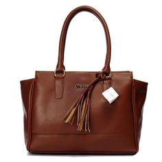 Coach Legacy Candace Carryall Medium Brown Satchel AAO ($400)