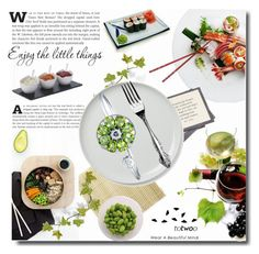 """""""Be healthy with Totwoo Smart Jewellery"""" by totwoo ❤ liked on Polyvore featuring Ben's Garden, Menu, Maxwell & Williams and totwoo"""