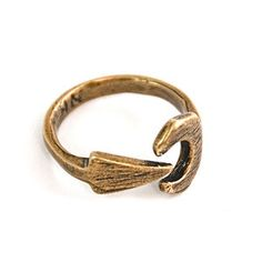 Nettie Kent: Losana Ring, now featured on Fab.