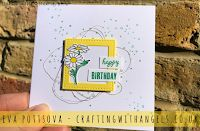 Crafting With Angels: A Set of Cards - Let's Get Hopping, Round #9 #letsgethopping #stampinup #papercraft #cardmaking #ineveryseason #tabsforeverything #embossing #cratingwithangels