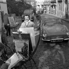 """Paris1961 """"rue Montmartre"""""""