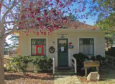 CARMEL BY THE SEA: 17th Annual Carmel Heritage Society Inns of Distinction - 2015 - Part 1 First Murphy House and La Playa Carmel