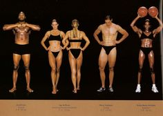 New York-based photographer Howard Schatz captures the diverse range of body types of the World's best athletes. Referring to a body as an athletic build is often thought to be a perfect, Figure Reference, Body Reference, Anatomy Reference, Reference Images, Art Reference, Photo Reference, Nice Body, Perfect Body, Physique