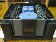 KRELL KSA200 500WRMS.......there's no substitute for POWER!!!