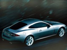 Jaguar XKR... just a test drive would be nice