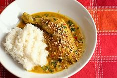 Everyday African Food: Moroccan Chicken