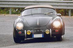 Porsche 356 Carrera #porsche
