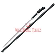 Buffalo Horn Sword Cane - 600222 from Dark Knight Armoury Zombie Apocalypse Weapons, Knife Holster, Cane Sword, Walking Staff, Dark Knight Armory, Walking Sticks And Canes, Sword Fight, Survival Weapons, Japanese Sword