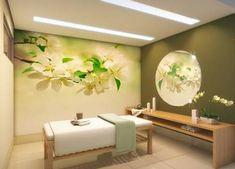 Image result for sala de massagem spa