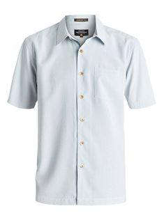 2de72581c414 Waterman Cane Island Short Sleeve Shirt AQMWT03113