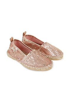 Sequin Espadrille Shoes New Wardrobe, Summer Wardrobe, Espadrille Shoes, Espadrilles, Summer Kids, Women's Accessories, Sequins, Loafers, Sea