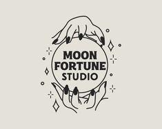 Printing Education For Kids Printer Info: 3825578808 Design Logo, Branding Design, Branding Kit, Graphic Design, Spiritual Logo, Mystic Logo, Halloween Logo, Moon Logo, Boutique Logo
