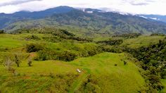 El Silencio Costa Rica - Aerial Photography