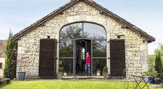 Une grange rénovée avec brio - Maison