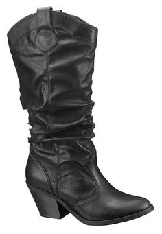 Roxy Scrunch Western Boots available at #Maurices