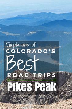 Colorado travel, Pikes Peak, Crystal Reservoir, Glen Cove Inn, Hiking Colorado, Family Friendly Colorado, Barr Trail, Hiking Pikes Peak Driving up Pikes Peak, Information on Pikes Peak