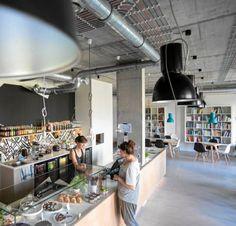 Plakatowka, Cafe/restaurant - Warsaw, Poland