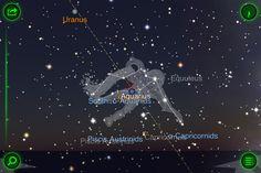 Neptune sets in Aquarius 5:38 AM