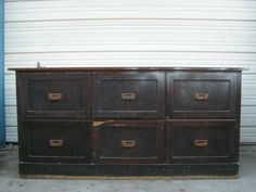 Antique Store Counter Chest Of Drawers Craigslist Finds