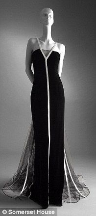 Valentino evening gown