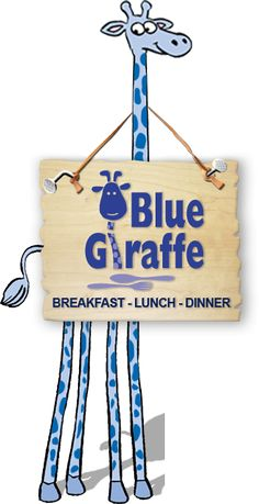 My Blue Giraffe Resturant and Dinning - Sanibel Island, FL - cannot wait to try this recommended (by locals) restaurant