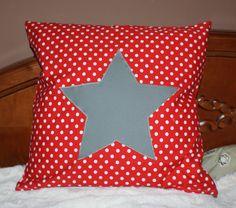 poduszka z gwiazdą