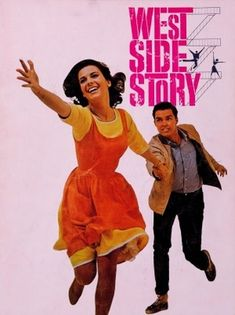 West Side Story (1961) movie #poster, #tshirt, #mousepad, #movieposters2