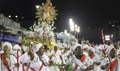 O evento faz parte das comemorações pelos 450 anos do Rio de Janeiro.foto: Foto: Guilherme Leporace / Agência O Globo
