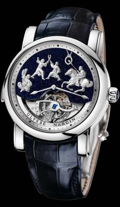 Ulysse Nardin The Alexander the Great www.ChronoSales.com for all your luxury watch needs, sign up for our free newsletter, the new way to buy and sell luxury watches on the internet. #ChronoSales